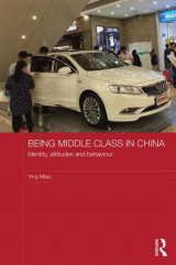 Omslag - Being Middle Class in China