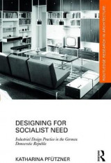 Omslag - Designing for Socialist Need