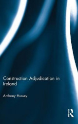 Omslag - Construction Adjudication in Ireland