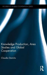 Omslag - Knowledge Production, Area Studies and Global Cooperation