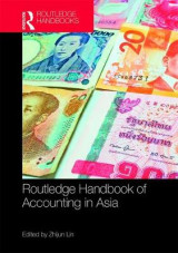 Omslag - The Routledge Handbook of Accounting in Asia
