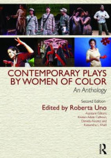 Omslag - Contemporary Plays by Women of Color
