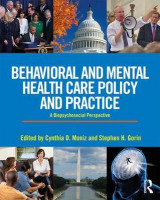 Omslag - Behavioral and Mental Health Care Policy and Practice