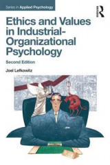 Omslag - Ethics and Values in Industrial-Organizational Psychology