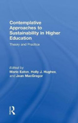Omslag - Contemplative Approaches to Sustainability in Higher Education