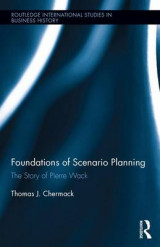 Omslag - Foundations of Scenario Planning