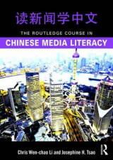 Omslag - The Routledge Course in Chinese Media Literacy