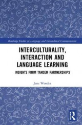 Omslag - Interculturality, Interaction and Language Learning