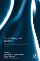 Omslag - Practice Theory and Education