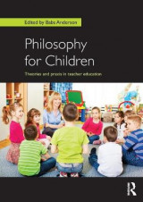 Omslag - Philosophy for Children