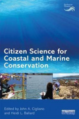 Omslag - Citizen Science for Coastal and Marine Conservation