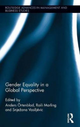 Omslag - Gender Equality in a Global Perspective