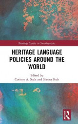 Omslag - Heritage Language Policies Around the World