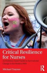 Omslag - Critical Resilience for Nurses