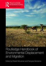 Omslag - Routledge Handbook of Environmental Displacement and Migration
