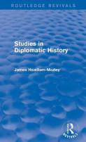 Studies in Diplomatic History