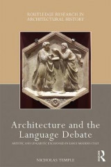 Omslag - Architecture and the Language Debate