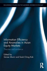 Omslag - Information Efficiency and Anomalies in Asian Equity Markets