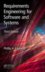 Omslag - Requirements Engineering for Software and Systems, Third Edition