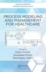 Omslag - Process Modeling and Management for Healthcare