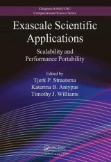 Omslag - Exascale Scientific Applications