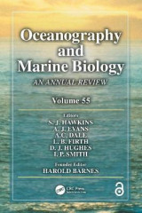 Omslag - Oceanography and Marine Biology
