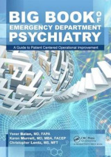 Omslag - Big Book of Emergency Department Psychiatry
