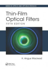 Omslag - Thin-Film Optical Filters, Fifth Edition