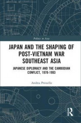 Omslag - Japan and the shaping of post-Vietnam War Southeast Asia
