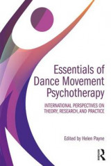 Omslag - Essentials of Dance Movement Psychotherapy