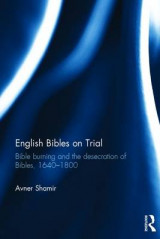 Omslag - English Bibles on Trial