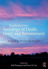 Omslag - Handbook of the Sociology of Death, Grief, and Bereavement