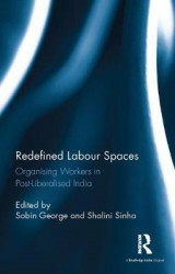 Omslag - Redefined Labour Spaces