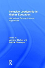 Omslag - Inclusive Leadership in Higher Education