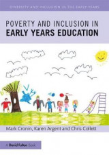 Omslag - Poverty and Inclusion in Early Years Education