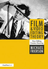 Omslag - Film and Video Editing Theory