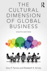 Omslag - The Cultural Dimension of Global Business