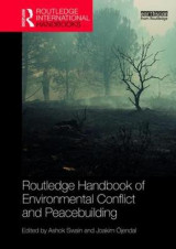 Omslag - Routledge Handbook of Environmental Conflict and Peacebuilding