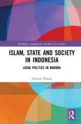 Omslag - Islam, State and Society in Indonesia