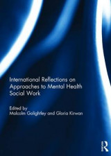 Omslag - International Reflections on Approaches to Mental Health Social Work