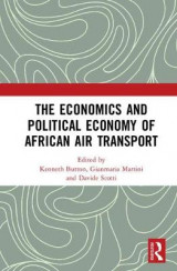 Omslag - The Economics and Political Economy of African Air Transport