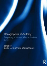 Omslag - Ethnographies of Austerity