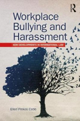 Omslag - Workplace Bullying and Harassment