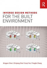 Omslag - Inverse Design Methods for the Built Environment