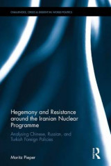 Omslag - Hegemony and Resistance Around the Iranian Nuclear Programme