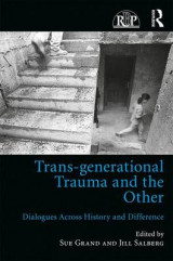 Omslag - Trans-Generational Trauma and the Other