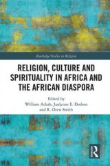 Omslag - Religion, Culture and Spirituality in Africa and the African Diaspora