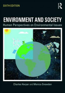 Environment and Society av Charles Harper og Monica Snowden (Heftet)