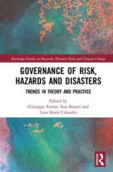 Omslag - Governance of Risk, Hazards and Disasters