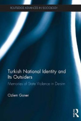 Omslag - The Turkish National Identity and its Outsiders